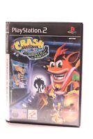 Crash Bandicoot -- The Wrath of Cortex -- Sony PlayStation 2 -- 2002 UK PAL Game