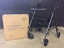 Medline Super Light Deluxe Rollator - Sale Special $75.99