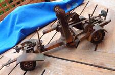 original Lineol Geschütz Flak 8,8 cm