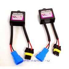 H11 Xenon HID Conversion Kit Error Warning Canceller Capacitor One Pair