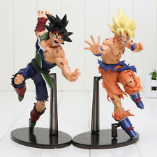 Figura DB Dragon Ball Z Son Goku saiyan saiyajin peleando OFERTA