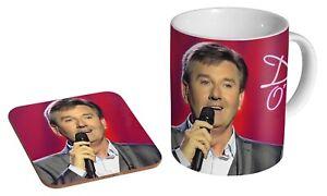 Daniel O'Donnell - Coffee / Tea Mug And Coaster Gift Set