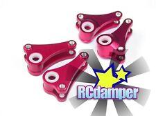 GPM ALUMINUM ROCKER ARM R TRAXXAS 1/16 MINI E SUMMIT VXL FRONT+REAR SHOCK DAMPER