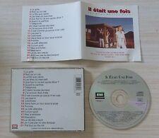 CD ALBUM BEST OF IL ETAIT UNE FOIS 21 TITRES 1992 LES PLUS BELLES FOIS