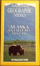 NATIONAL GEOGRAPHIC VIDEO - ALASKA LA VALLE DEI VULCANI