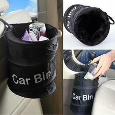 Car Garbage Can Traveling Portable Collapsible Trash Holder Pop-up Leak Proof S