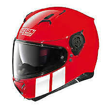 NEW Nolan N87 MARTZ Corsa Red full face motorcycle helmet