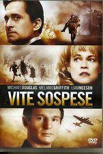 VITE SOSPESE- Michael Douglas ,Melanie Griffith DVD USATO BUONO