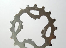 Campagnolo Record TITANIUM 9 speed Cassette Cog 18t EXA-Drive Vintage Bike NOS