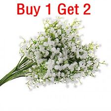 Value Fake Bouquet Baby's Breath Gypsophila Silk Flower Party Wedding Home Decor