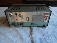 WORLD RADIO LABS RUSTLER VACUUM TUBE CB RADIO, NO EMP PROBLEMS  HERE