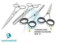 15.2cm Forbici Professionali da Barbiere Parrucchiere Capelli Cutting per