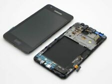 Original LCD Samsung Galaxy S2 i9100 Display Screen with Frame