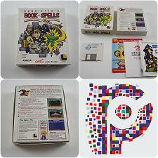 El libro de hechizos Henrietta un juego para Commodore Amiga Computer testedworking