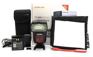 Mint Godox VING V860IIS TTL Li-Ion Flash Kit for Sony Cameras #32894