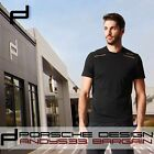 $140 Porsche Design Sport adidas P5000 Mens BS Tee X-Static® Breathable Top L XL