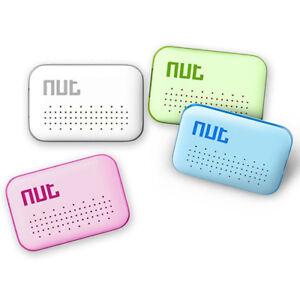 Bluetooth Anti-lost Finder Mini Smart Tag GPS Tracker Nut 3 Alarm Key Locator SM