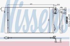 Nissens 94873 AC Condenser BMW 3-SERIE D E90 04-