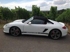Porsche Spyder 987 Cabrio, unfallfrei, deutsches Auto, 2. Hand, aus Sammlung