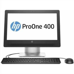 PC ALL IN ONE HP ProOne400g2 INTEL i3 6100T RAM 8GB 240GB ssd Webcam Win10pro