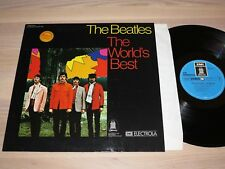 THE BEATLES LP - THE WORLD'S BEST / GERMAN CLUB 27408-4 PRESS in MINT