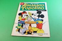 ALMANACCO TOPOLINO DISNEY - ED. MONDADORI 1959  N° 4 [FS-078]