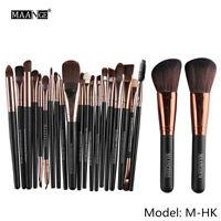 22Pcs Beauty Makeup Brush Set Foundation Powder Blush Eye Shadow Lip Brush