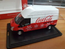 Ford Transit LWB Coca Cola  - Scala 1/76 - Oxford 76FT030CC - Nuovo