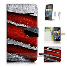 ( For HTC Desire 310 ) Case Cover! Abstract Pattern P0358