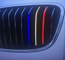 Performance Streifen Aufkleber Sticker BMW Niere Frankreich Flagge Fussball EM
