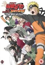 Naruto Shippuden The Movie 3: The Will of Fire [DVD], DVD | 5022366530842 | New