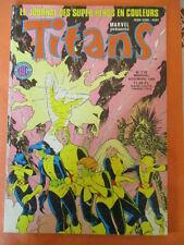 TITANS N)° 118 novembre 1988 Les nouveaux mutants Les vengeurs