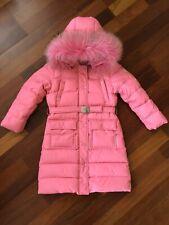 Moncler Jacke Winterjacke pink Parka daunenjacke 104 110