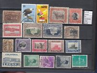 STAMPS LOT  WORLDWIDE USED (L27476)