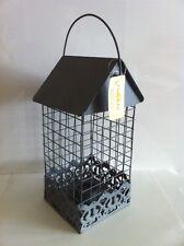 Clayre & Eef*Teelichthalter*Windlicht Vogelkäfig  Metall Draht Grau Shabby