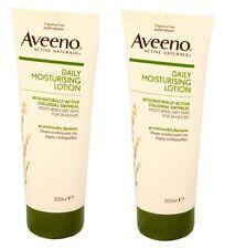 Aveeno -2 Pack - Diario loción hidratante 200ml