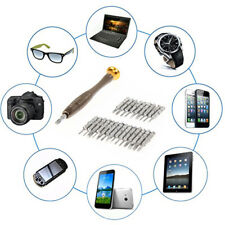 25en1 KIT tournevis embouts réparation smartphone téléphone lunettes montre pc