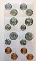 200 coin Stickers Teacher Supply homeschool classroom supplies dime penny nickel
