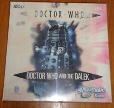 Doctor Who and the Dalek Spinomatic Game Board Game Toy Brokers<