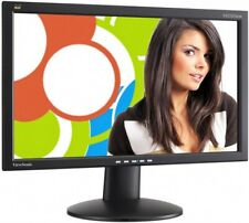 """EXCELLENT Viewsonic 19"""" Widescreen LED LCD Monitor VS12575 +WARRANTY!"""