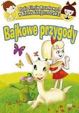 Bajkowe przygody (DVD) bajki dla dzieci POLISH POLSKI