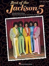Best of the Jackson 5 by Hal Leonard Corporation (Paperback, 2011)
