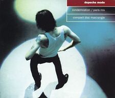 FREE US SHIP. on ANY 3+ CDs! ~Used,Good CD Depeche Mode: Condemnation / Rush / D