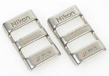 Nikon gancetti in metallo fibbie vera FM FM2 FM2n FM3a FE FE2 F2 F3 F4 F100 F90
