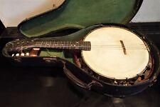 8 string Banjo and case