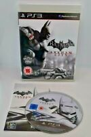 Batman: Arkham City Video Game for Sony PlayStation 3 PS3 PAL TESTED