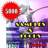 🥇 Pack 5000 Samples & Loops , WAV, Audio, Digital, Track, Create Music. Vol 2.