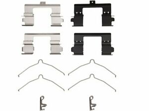 For 2009-2021 Honda Pilot Brake Hardware Kit Front Dynamic Friction 41425YH 2010