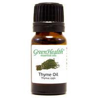 15 ml Thyme Essential Oil (100% Pure & Natural) - GreenHealth