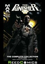 PUNISHER MAX COMPLETE COLLECTION VOLUME 3 GRAPHIC NOVEL (456 Pages) Paperback